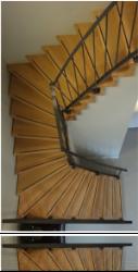 Trap zonder trapbomen